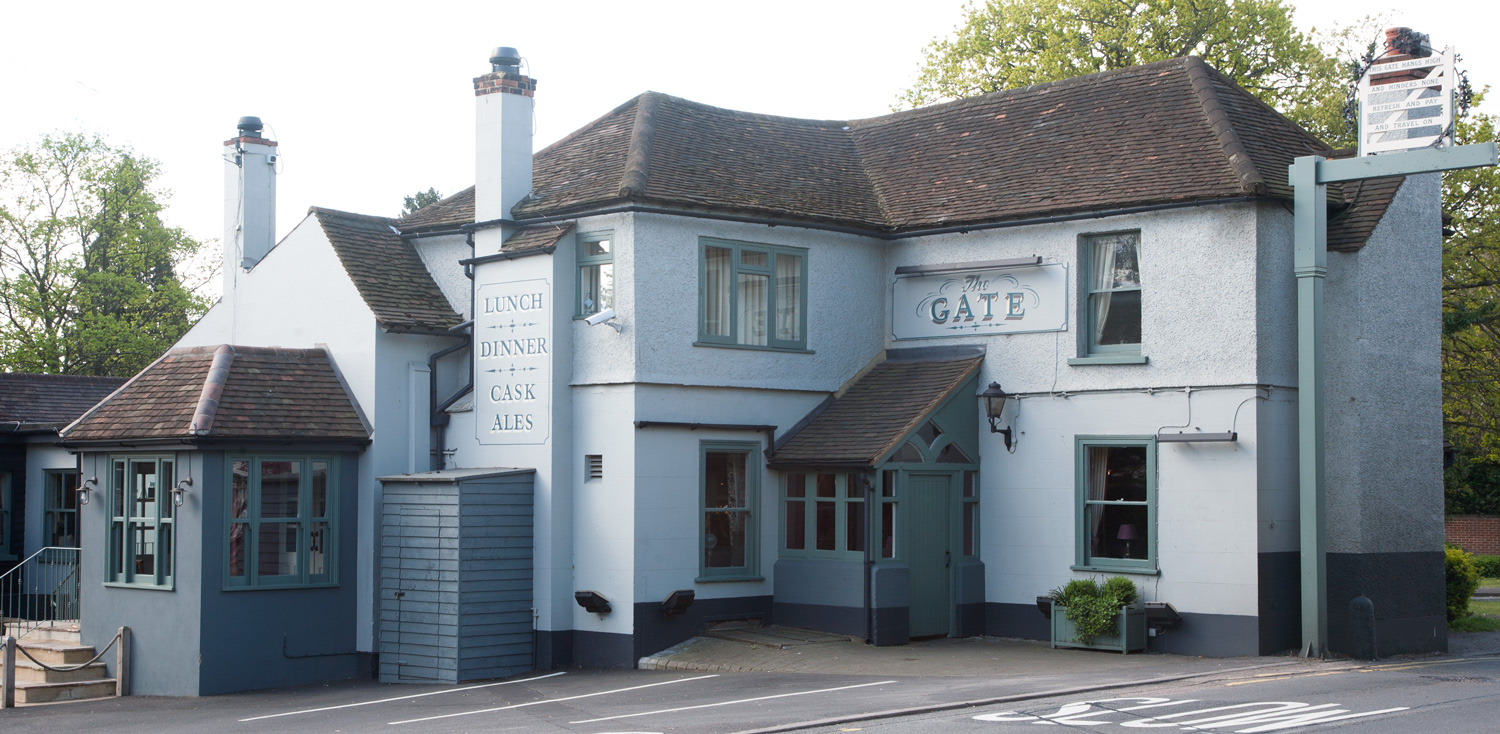The Gate, Barnet Rd, Arkley